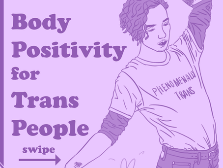 Body Positivity for Trans Folks