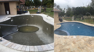 Meet our Swimming Pool Remodeling Service for this summer!