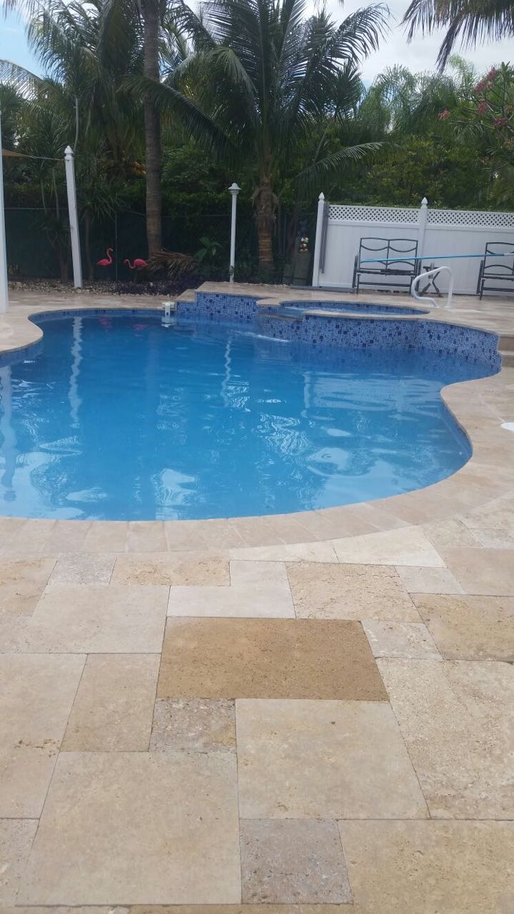 Pool remodeling 3