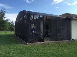 Enclosure Outside
