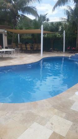 Pool remodeling 1