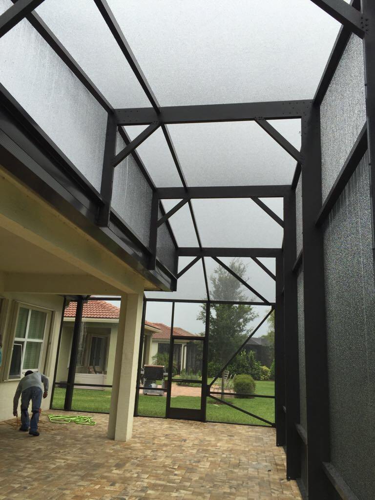 Enclosure Inside
