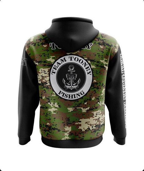 Team Tooney Hoodie - Tactical