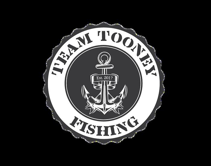 Team Tooney Fishing Decal