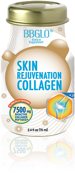 collagen, bioactive collagen peptides, skin health, skin hydration, firmer skin, sleep aid, healthy sleep, joint aid, healthy joints, natural, bbglo, bbglo skin rejuvenation collagen shot, skin rejuvenation, beauty, beauty supplements, skin supplements