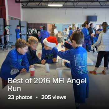 Best of 2016 MFi Angel Run