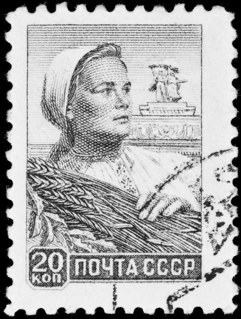 Советский Союз: портрет русской женщины