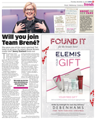 Interview with Brene Brown