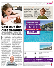Cast out the diet demons