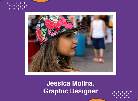 FEATURED ARTIST: Jessica Molina (1/30/20)