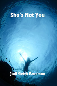 JUDI BROADMAN - She's Not You cover.jpg