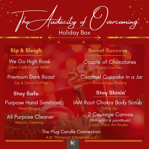 The Audacity Holiday Box