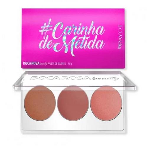 Boca Rosa Paleta Blush Carinha de Metida