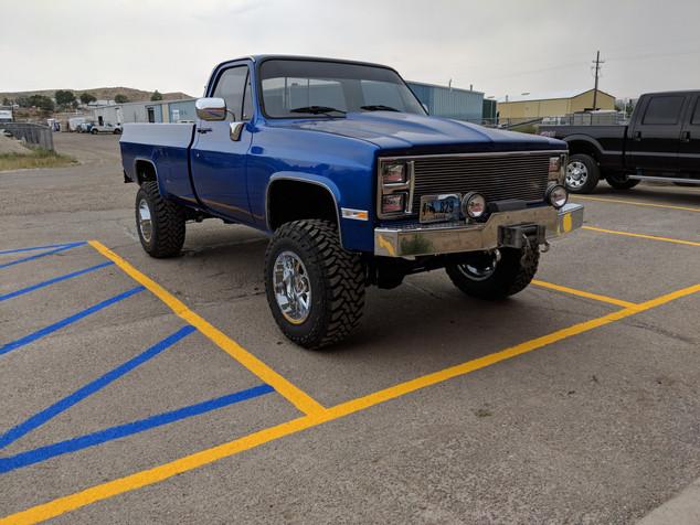 87 Chevy BB Stroker