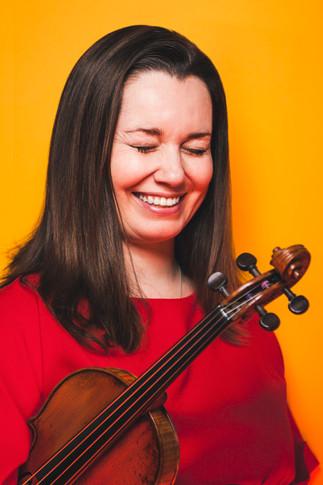 Rachel Coleshill Violinist