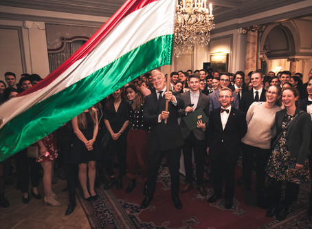 The Embassy of Hungary - Welcome students