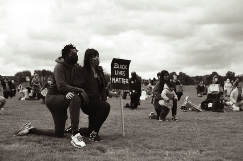 BLACK LIVES MATTER HARINGEY