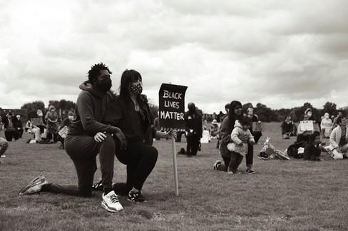 BLACK LIVES MATTER HARINGEY