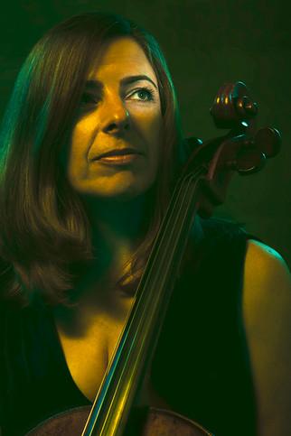 JOELY KOOS Professor of Cello