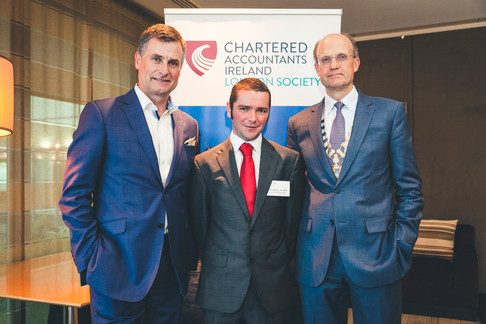 CHARTERED ACCOUNTANTS IRELAND CONFERRING CEREMONY LONDON