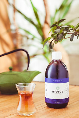 Mercy Oil Black seed lifestyle