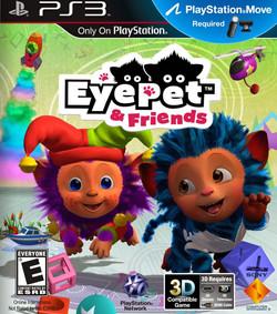 Eye Pet & Friends [PS3]