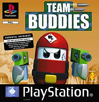 Team Buddies [PS1]