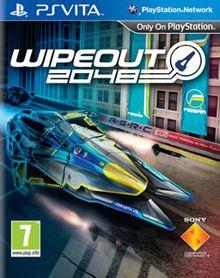 WipEout: 2048 [PS Vita]
