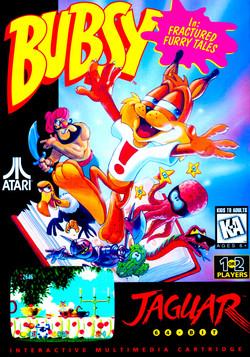 Bubsy [Atari Jaguar]