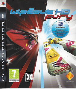 WipEout Fury HD [PS3]