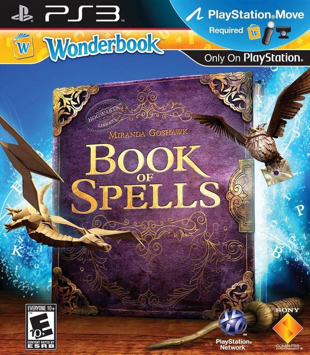 Wonderbook: Book of Spells [PS3]