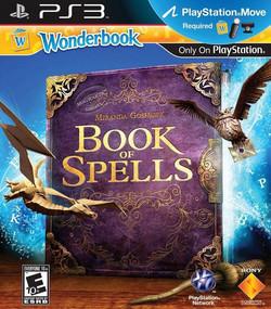 Wonderbook: Book of Spells [PS3]