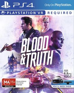 Blood & Truth [PSVR]