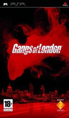 Gangs of London [PSP]