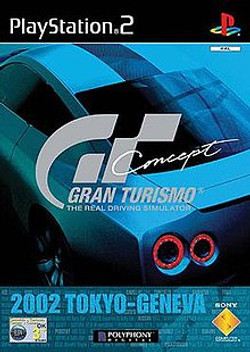 Gran Turismo Concept [PS2]