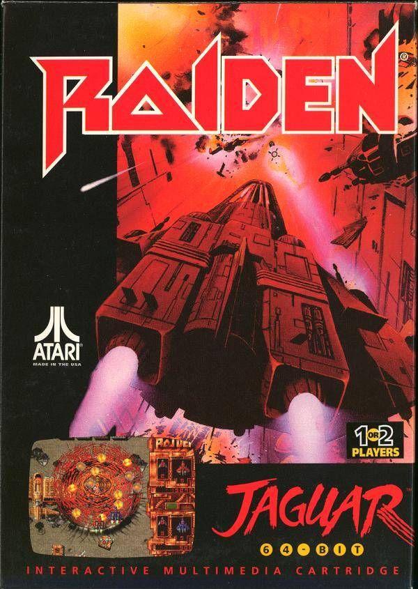 Raiden [Atari Jaguar]