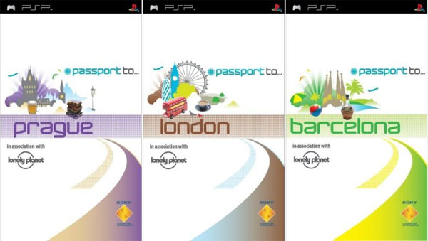 Passport to... [PSP]
