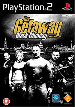 The Getaway: Black Monday [PS2]