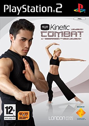 Eye Toy: Kinetic Combat [PS2]
