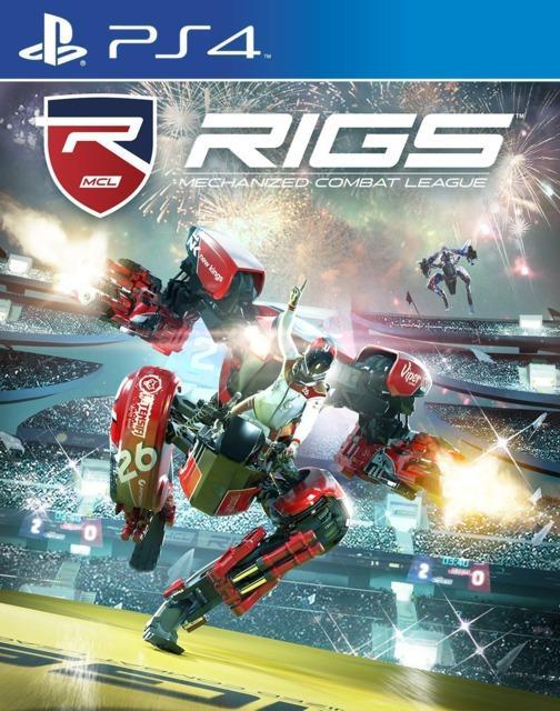 RIGS [PSVR]