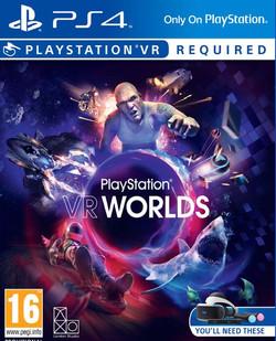 VR Worlds [PSVR]