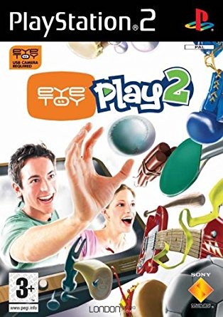 Eye Toy: Play 2 [PS2]