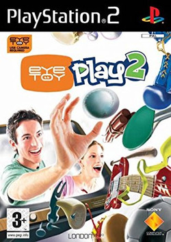EyeToy: Play 2 [PS2]