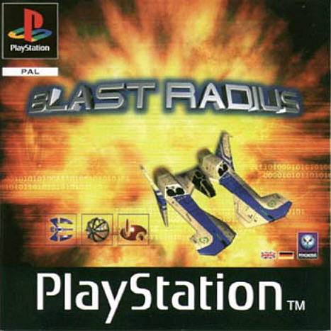 Blast Radius [PS1]