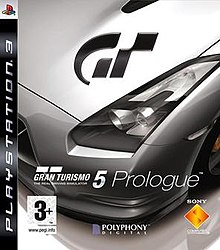 Gran Turismo 5: Prologue [PS3]