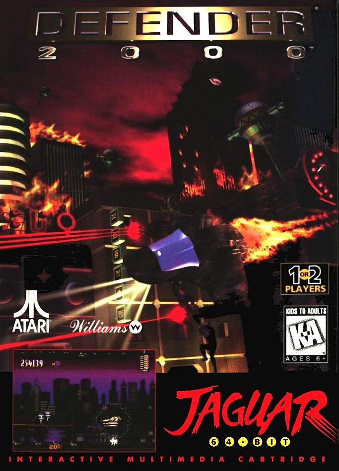Defender 2000 [Atari Jaguar]