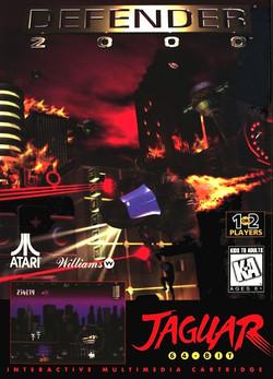Defender 2000 [Atari Jaguar]