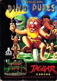 Evolution: Dino Dudes [Atari Jaguar]