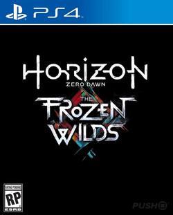 Horizone Zero Dawn: The Frozen Wilds