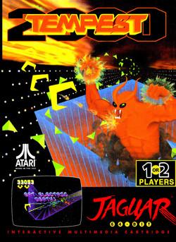 Tempest 2000 [Atari Jaguar]